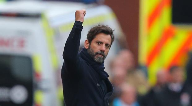 Watford manager Quique Sanchez Flores will not allow his players to relax