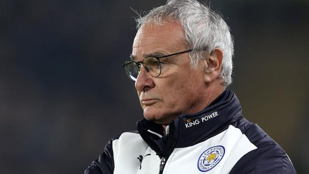 Claudio Ranieri faces his former side on Monday for the first time in the Premier League since being axed in 2004