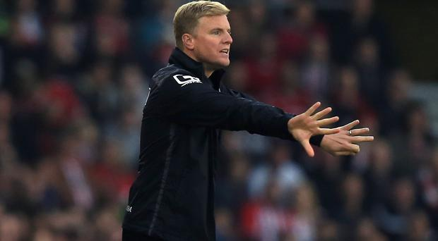 Eddie Howe has led Bournemouth to consecutive victories over Chelsea and Manchester United