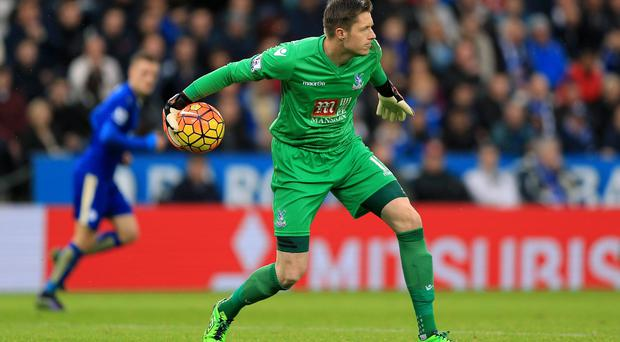 Crystal Palace goalkeeper Wayne Hennessey is expected to play for Wales against England at Euro 2016