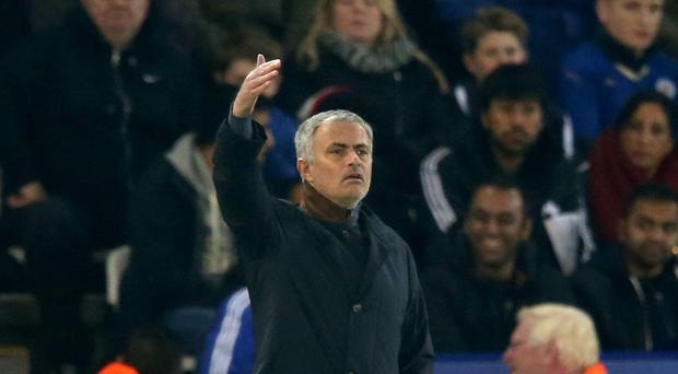 Chelsea manager Jose Mourinho's miserable season shows no sign of improving