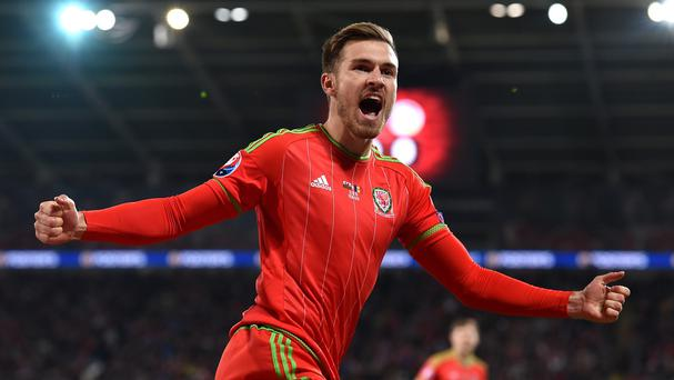 Aaron Ramsey says Wales have come a long way since they last played England