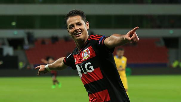 Javier Hernandez has rediscovered his best form after falling out of favour at Old Trafford