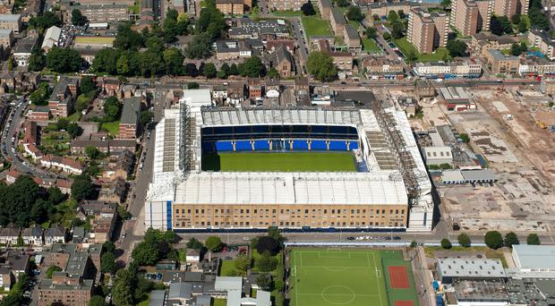 White Hart Lane has been the long-time home of Tottenham Hotspur