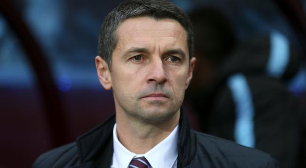 Aston Villa manager Remi Garde wants his players' trust as he searches for his first win