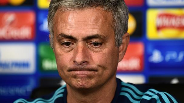 Jose Mourinho has left Chelsea with the club 16th in the Premier League