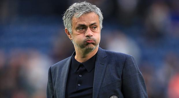 Jose Mourinho is looking for work
