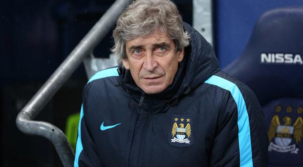 Manuel Pellegrini is not concerned about his future