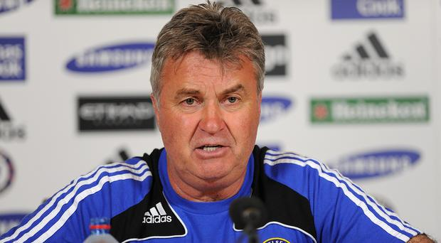 Guus Hiddink will be looking to replicate the success of his last spell at Chelsea