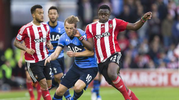 Victor Wanyama, right, believes Southampton need more time to gel after another summer of change