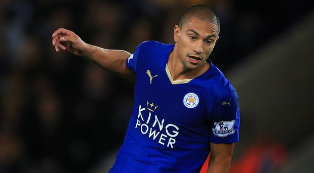 Gokhan Inler has struggled for game time at Leicester this season