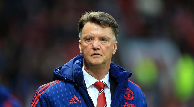 Louis van Gaal has been angered by speculation over his Manchester United future