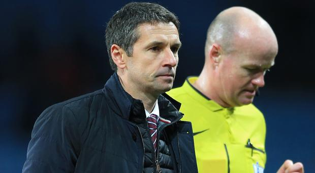 Aston Villa manager Remi Garde will make changes to his squad in January.