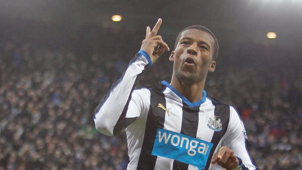 Newcastle midfielder Georginio Wijnaldum has called for a united front