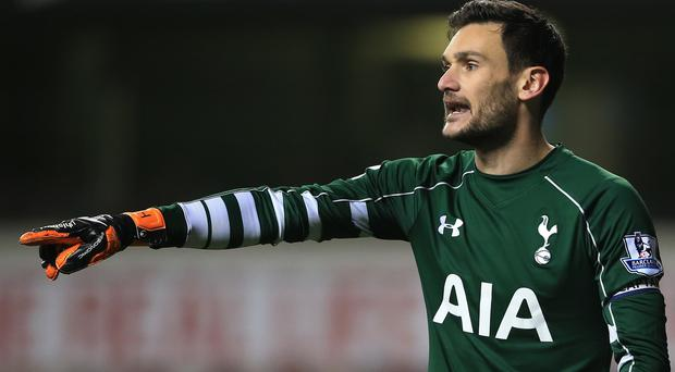Tottenham's Hugo Lloris celebrated his birthday with victory