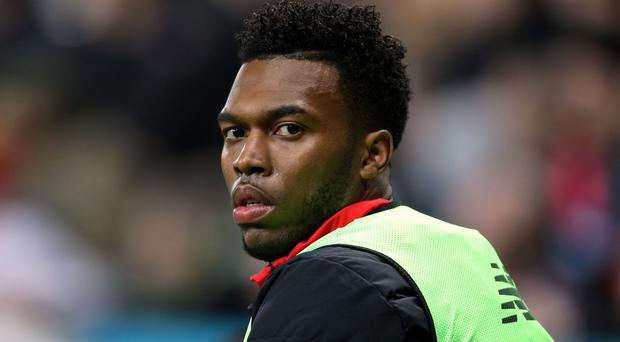 Daniel Sturridge will not be rushed back by Liverpool