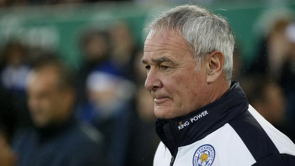 Leicester City manager Claudio Ranieri wants his side to enjoy their fine season