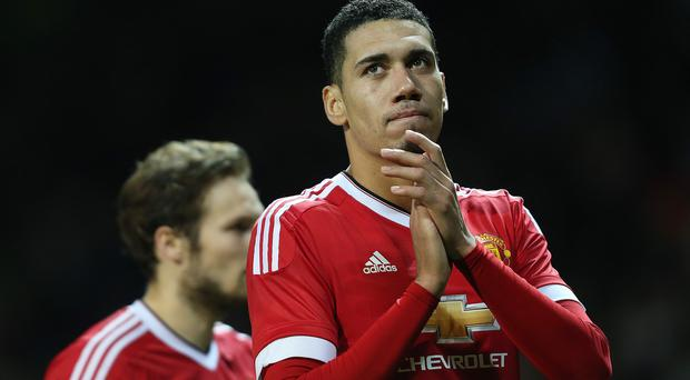 Chris Smalling hopes United's rotten run will end soon