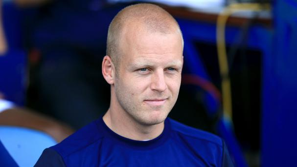 Everton's Steven Naismith was a summer target for Norwich