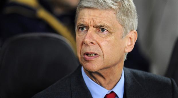 Arsene Wenger last guided Arsenal to the Premier League title in 2004