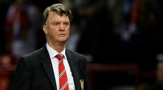 Louis van Gaal admits Manchester United's poor form in front of goal is a concern
