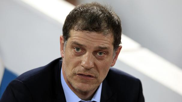 Slaven Bilic is enjoying life back at West Ham