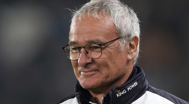 Claudio Ranieri's Leicester reached their pre-season target of 40 points after a goalless draw against Bournemouth