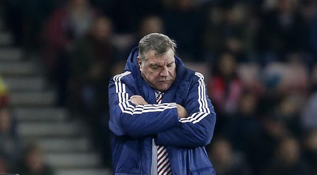 Manager Sam Allardyce insists Sunderland's position remains 'dire' despite Saturday's win over Villa