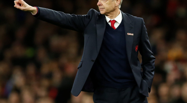 Wenger has insisted that there is another way instead of throwing money at a problem Photo: Reuters