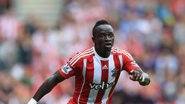 Sadio Mane could be in hot water with Southampton