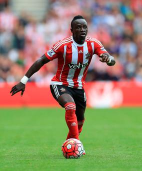 Mané has not made public any desire to join United. Photo: PA