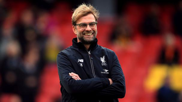 Jurgen Klopp is closing in on his first signing as Liverpool manager