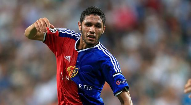 Mohamed Elneny is on his way to Arsenal