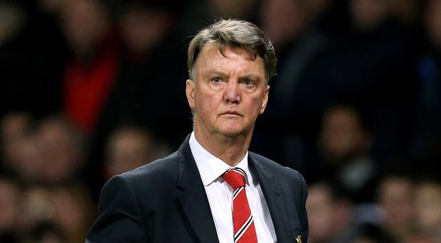 Louis van Gaal's team are now fifth in the Barclays Premier League