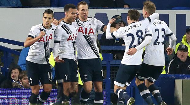 Tottenham had the best record in the Premier League over the Christmas period