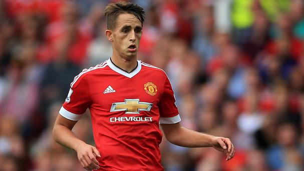 Adnan Januzaj could be turning out in a United shirt again soon