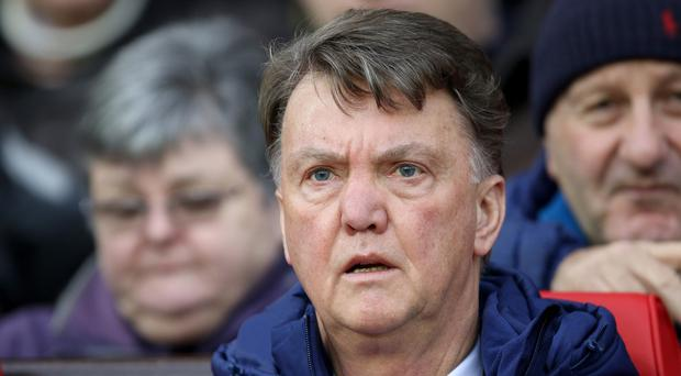 Manchester United manager Louis van Gaal is unfazed by Pep Guardiola announcing he is Premier League bound