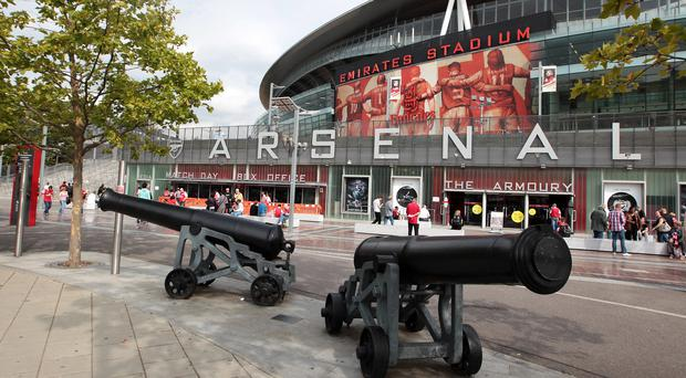 Arsenal have announced a freeze on ticket prices for next season.