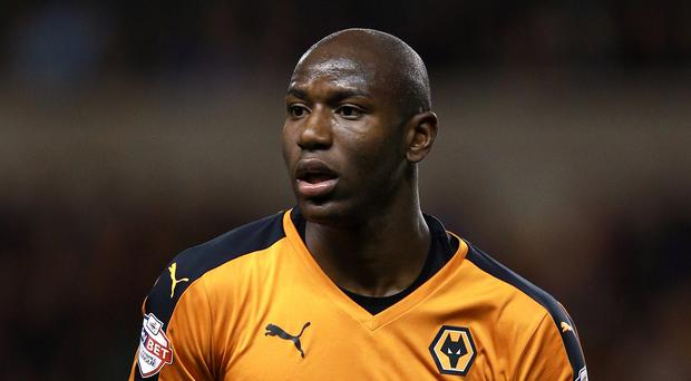 Benik Afobe only joined Wolves from Arsenal in January 2015
