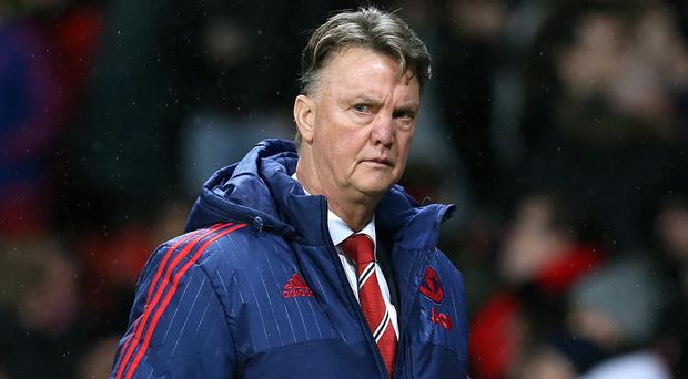 Louis van Gaal's Manchester United edged past Sheffield United