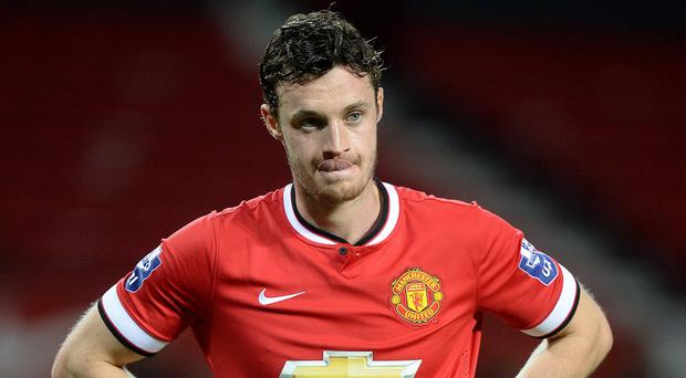 Manchester United player Will Keane