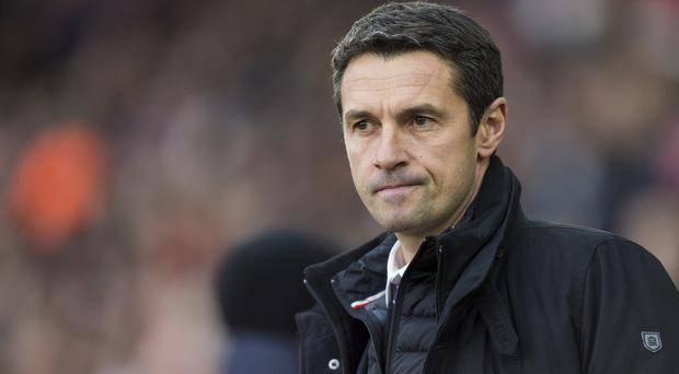 Remi Garde is yet to win as Aston Villa boss after being appointed in November