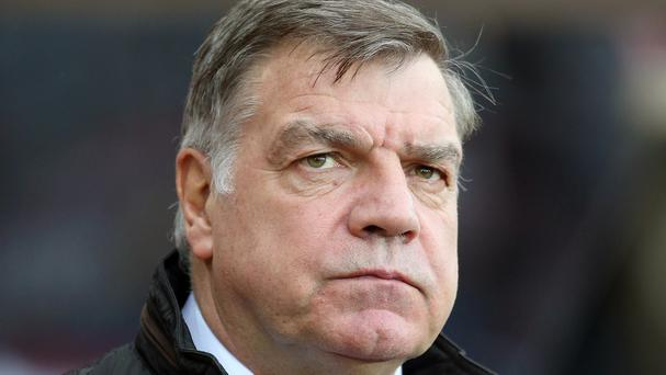 Sam Allardyce is preparing his side for another