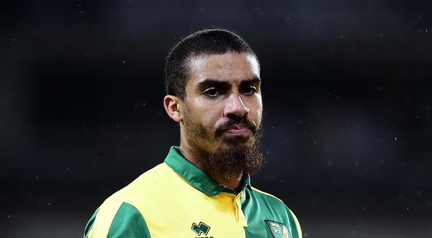 Forward Lewis Grabban has rejoined Bournemouth from Norwich
