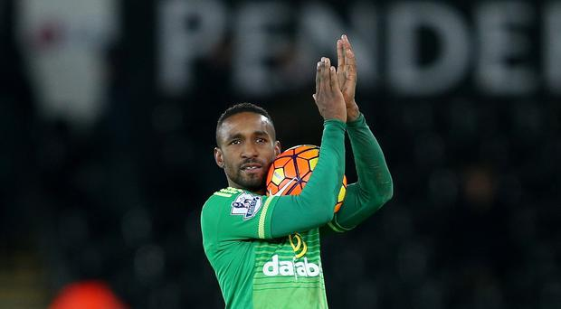 Sunderland's veteran striker Jermain Defoe has scored five goals in two games