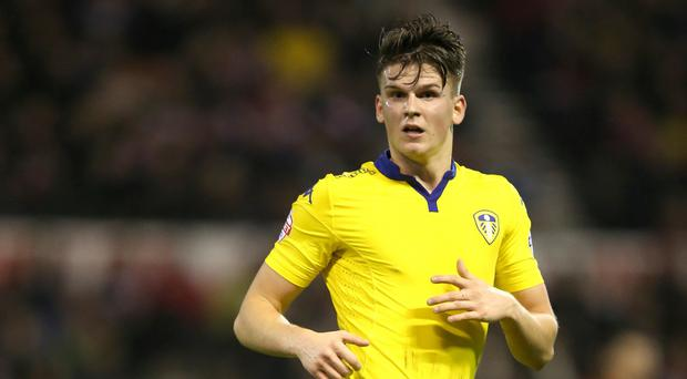 Leeds have accepted a bid from Everton for defender Sam Byram