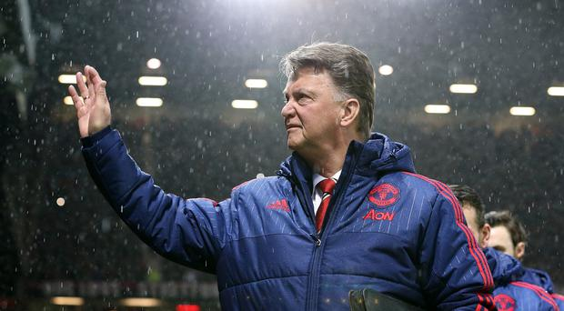 Can Manchester United manager Louis van Gaal shrug off the 'boring' tag at Anfield this weekend?