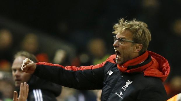 Passionate Liverpool manager Jurgen Klopp believes football has to entertain