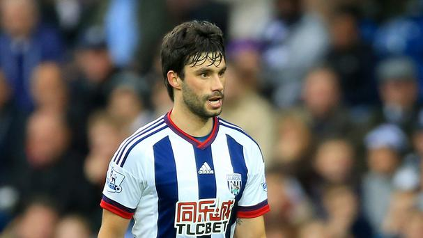 Chelsea and West Brom have been fined by the FA for a flashpoint which came after Claudio Yacob avoided a second yellow card
