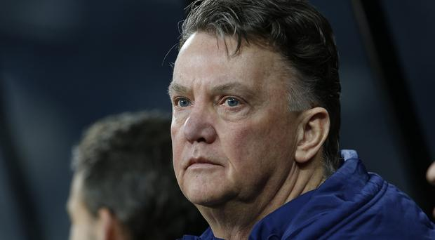Manchester United manager Louis van Gaal, pictured, and Liverpool counterpart Jurgen Klopp have mutual respect